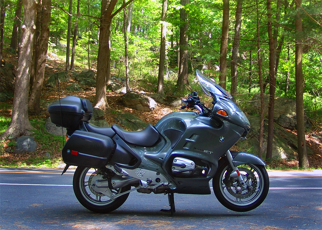 2004 Bmw R1150rt Titanium Grey Image