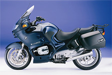 2004 Bmw R1150rt Images